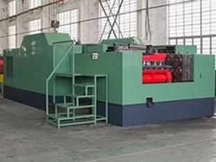 齿轮铜瓦式大型冷镦机